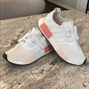 Very Rare! White and Pink NMD R1